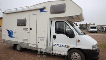 Autocaravan Mansardato Elnagh Marlin 64