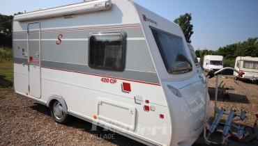 Caravan Sterckeman 420
