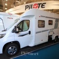 Pilote Pacific P 726 FC Sensation
